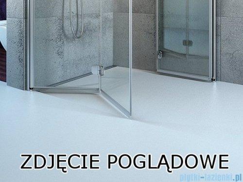 Radaway Arta Dwd+s kabina 95 (40L+55R) x70cm lewa szkło przejrzyste bez progu