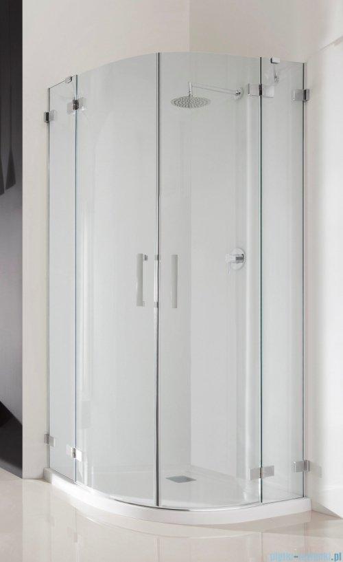 Radaway Euphoria PDD Kabina prysznicowa 80 część prawa szkło przejrzyste