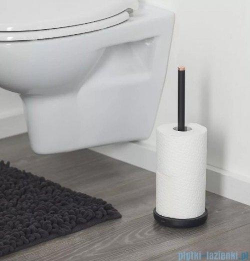 Tiger Urban Stojak na zapas papieru toaletowego czarny 13155.3.07.46