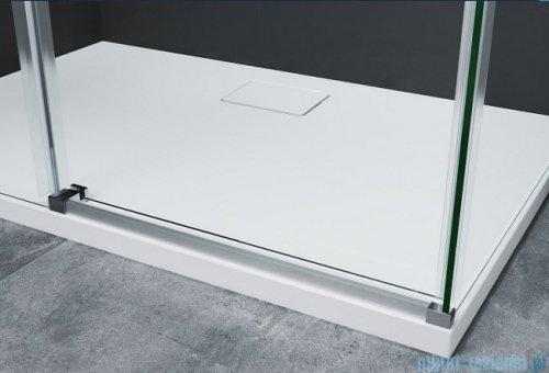 Excellent Zero Brodzik prostokątny z pokrywą 120X80 biały
