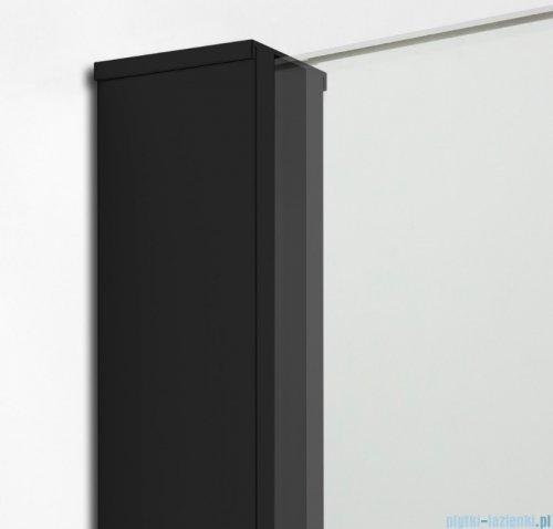 New Trendy New Modus Black kabina Walk-In 120x30x200 cm przejrzyste profile