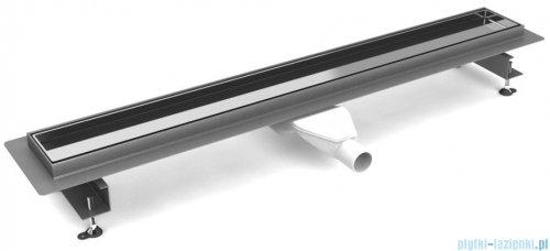 New Trendy Vimo odpływ liniowy z rusztem do wypełnienia 70x11x7,5 cm OL-0038