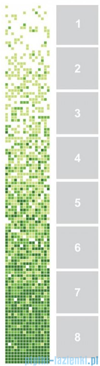 Dunin Q Series mozaika szklana pas 32x261 qg grade