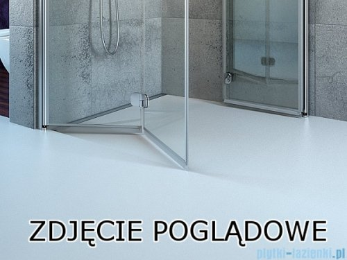 Radaway Arta Dwd+s kabina 120x70cm prawa szkło przejrzyste 386184-03-01R/386059-03-01L/386109-03-01