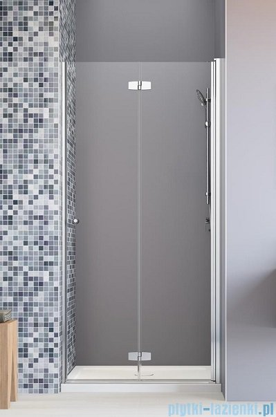 Radaway Fuenta New Dwb drzwi wnękowe 100cm prawe szkło przejrzyste ShowerGuard