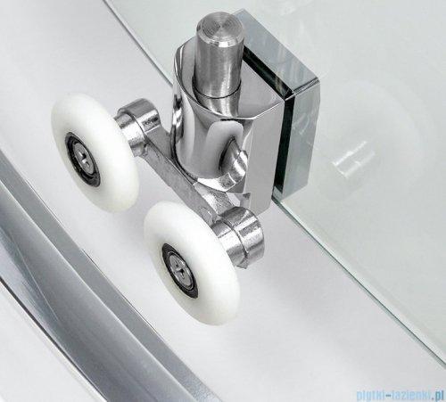 New Trendy New Varia kabina kwadratowa 80x80x190 cm przejrzyste K-0474