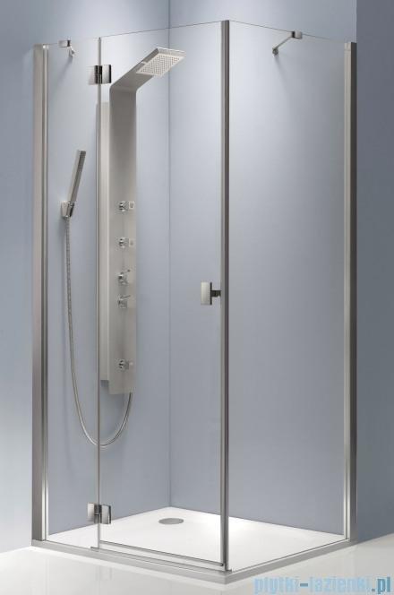 Radaway Essenza KDJ kabina 80x80 lewa szkło przejrzyste