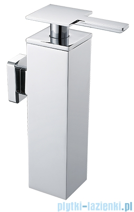 Omnires Uni Dozownik mydła w płynie chrom UN10721/KCR