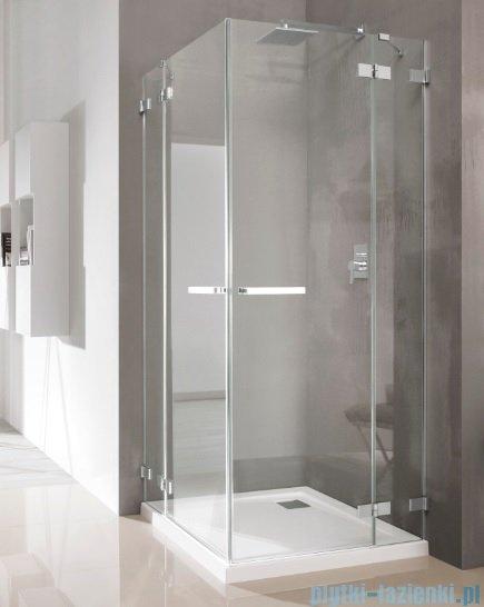 Radaway Euphoria KDD Kabina prysznicowa 100x90 szkło przejrzyste ShowerGuard