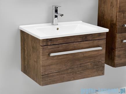 Antado Spektra ceramic szafka z umywalką 62x43x40 stare drewno 669901/667549