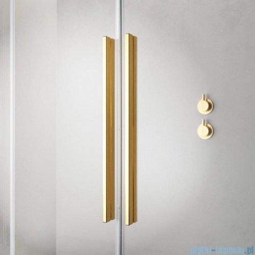 Radaway Furo Gold PND II parawan nawannowy 170cm lewy szkło przejrzyste 10109888-09-01L/10112844-01-01