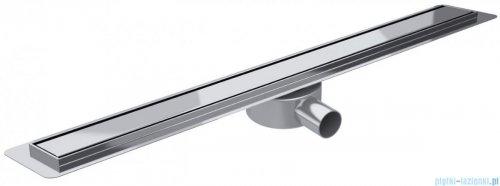 Wiper Premium Slim Mistral Odpływ liniowy 80 cm z kołnierzem