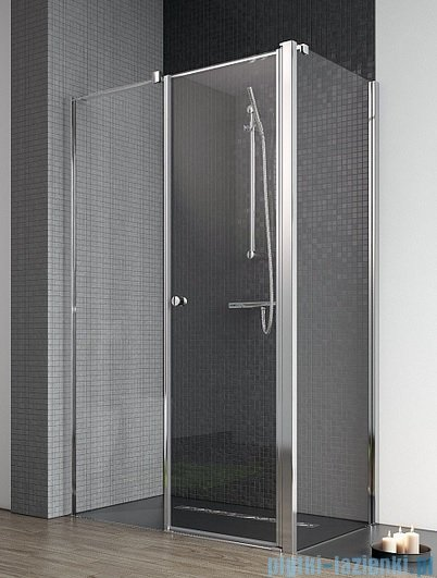 Radaway Eos II KDS kabina prysznicowa 120x80 lewa szkło przejrzyste + brodzik Argos D + syfon
