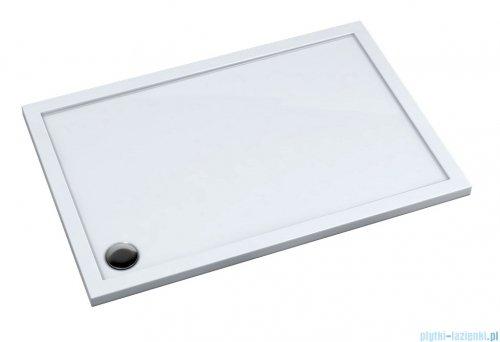 Schedpol Corrina New brodzik prostokątny z SafeMase 120x90x4cm 3.4347