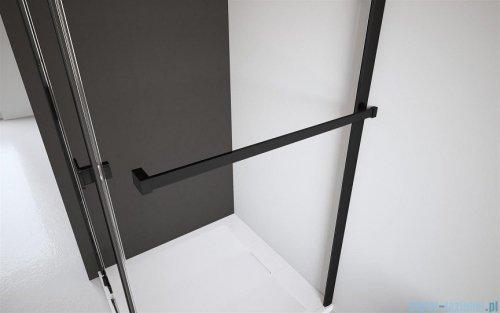 Radaway Modo New Black III kabina Walk-in 125x100x200 Frame 389125-54-56/389104-54-56/389000-54