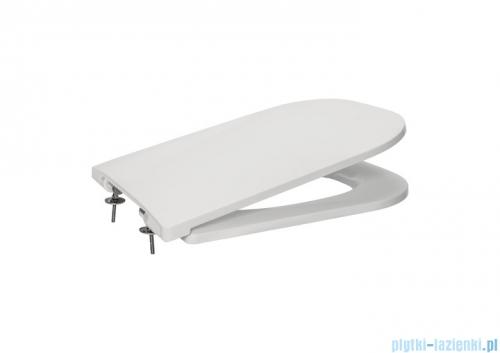 Roca Gap deska WC Duroplast Slim wolnoopadająca łatwowypinalna A801482211