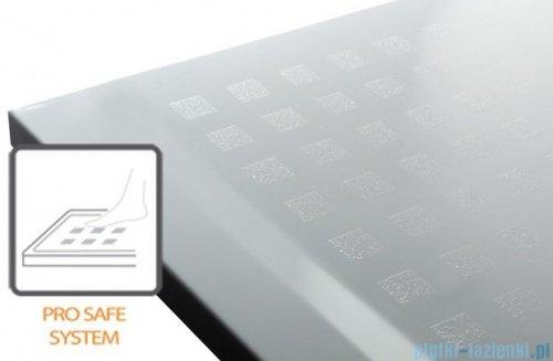 Sanplast Space Mineral brodzik prostokątny z powłoką 150x80x1,5cm+syfon 645-290-0380-01-002