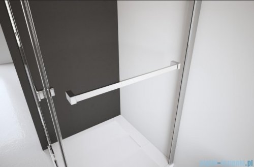 Radaway Modo New IV kabina Walk-in 110x90 szkło przejrzyste 389614-01-01/389094-01-01