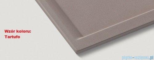 Blanco Metra 6 Zlewozmywak Silgranit PuraDur kolor: tartufo  z kor. aut. 517351
