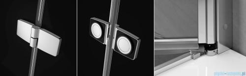 Radaway Fuenta New KDJ-B Drzwi 80cm lewe przejrzyste 384081-01-01L
