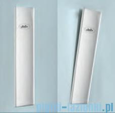Novellini Glax 3 kabina masażowo-parowa 120x80 prawa srebrny GL32P120DT1N-1B