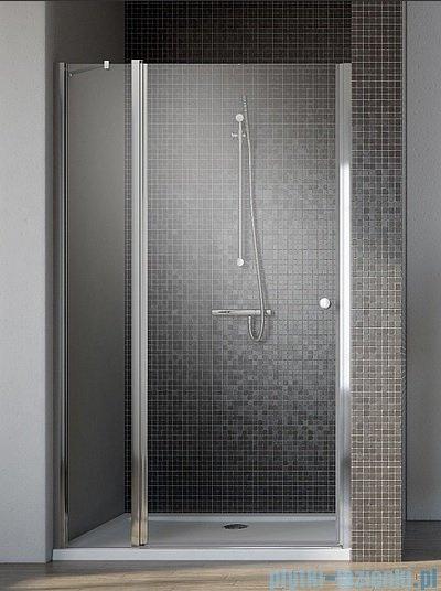 Radaway Eos II DWJ Drzwi prysznicowe 120x195 lewe szkło przejrzyste