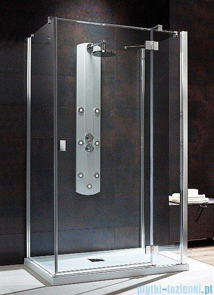Essenza KDJ+S Radaway Kabina prysznicowa 90x100x90 prawa szkło przejrzyste