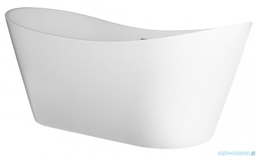 Corsan Nauti wanna wolnostojąca 170x77 cm biała + syfon E043XL