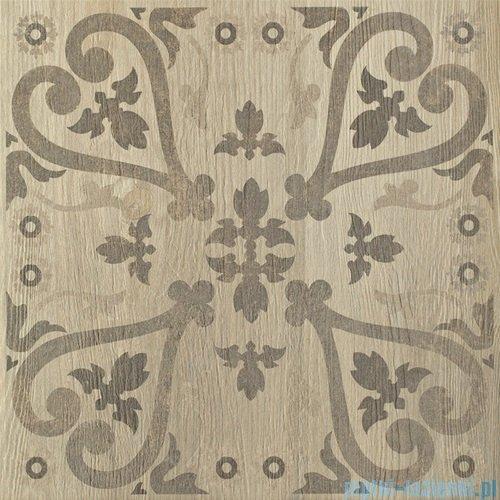 Paradyż House beige C dekor podłogowy 45x45