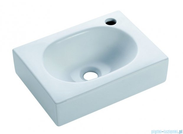 Bathco Ice B umywalka nablatowa 40x30cm 4054