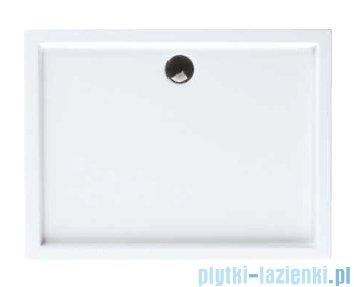 Schedpol Corrina brodzik akrylowy prostokątny 140x80x5,5cm 3.044