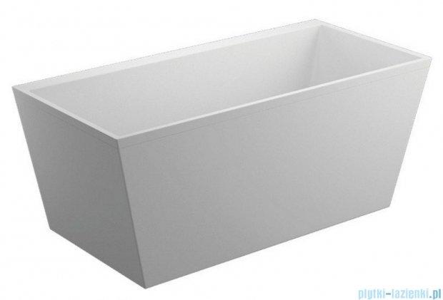 Polimat Lea obudowa wanny biała 170x80cm 00995