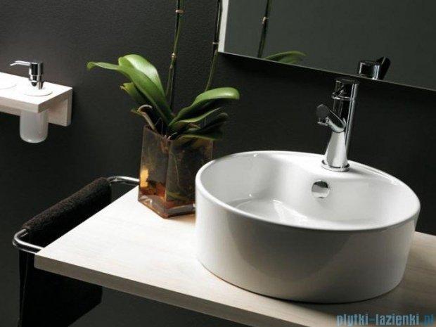 Bathco umywalka nablatowa Viena 39x13,5 cm 0040