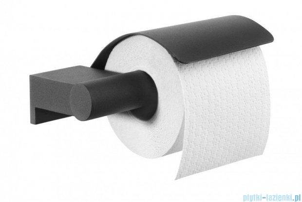 Tiger Bold Pojemnik na papier toaletowy czarny 2891.07