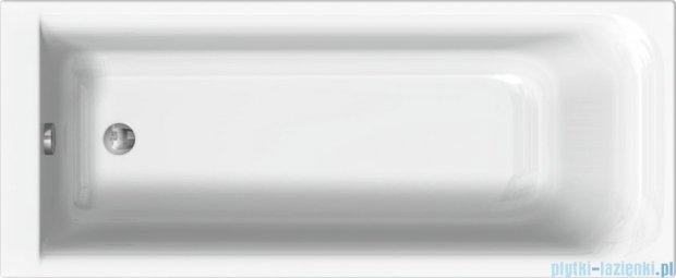 Koło Rekord wanna prostokątna 140x70cm XWP1640