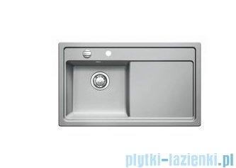 Blanco Zenar 45 S Komora podwieszana ceramiczna lewa kolor: szarość aluminium z kor. aut. 517199