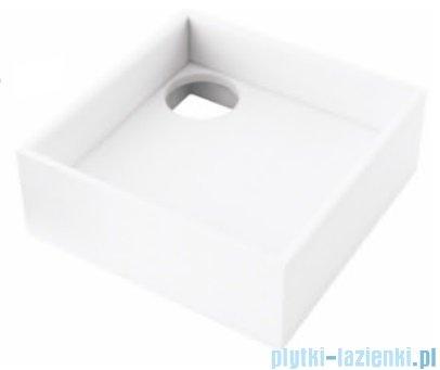 Schedpol nośnik styropianowy do brodzika kwadratowego 80x80x28/16 2.050
