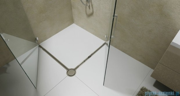 Wiper Eye-drain A2L Massimo Odpływ prysznicowy 90 cm mat Eye-drainMASSIMOA2L_900Mat