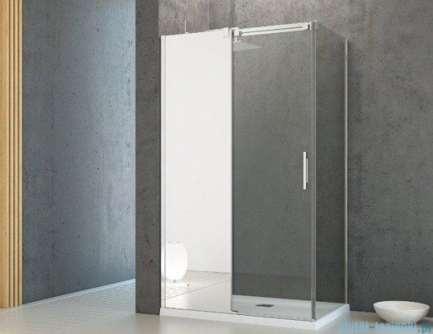 Radaway Espera KDJ Mirror kabina prysznicowa 100x80 lewa szkło przejrzyste 380130-71L/380148-01R