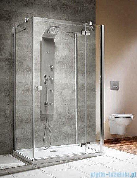 Radaway Kabina prysznicowa Almatea KDJ+S 80x120x80 prawa szkło przejrzyste 31542-01-01R
