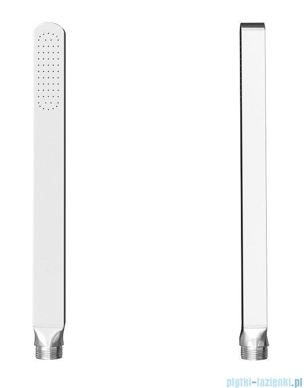 Kohlman Saxo zestaw prysznicowy chrom QW210SQ35