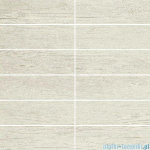 Paradyż Cortada bianco B mozaika 29,8x29,8
