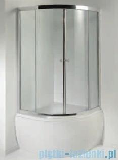 Riho Lucena kabina półokrągła 90x90x150 cm GK12200