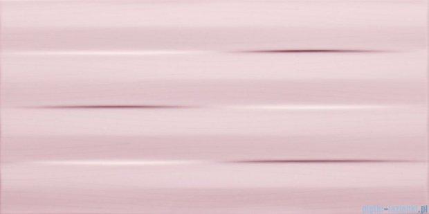 Tubądzin Maxima violet struktura płytka ścienna 22,3x44,8