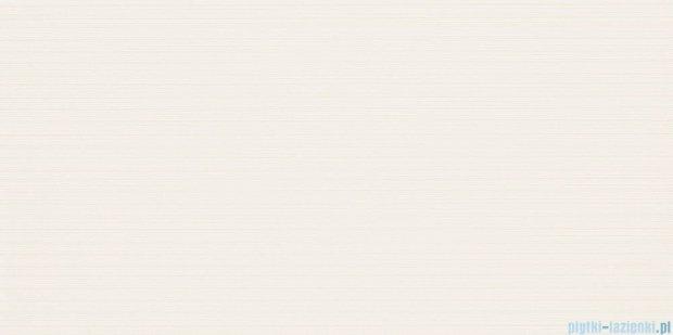 Tubądzin Maxima white płytka ścienna 22,3x44,8