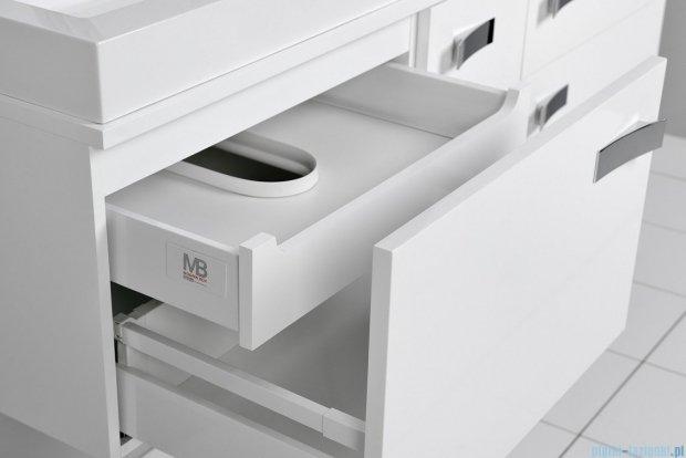 Antado Verano szafka z umywalkami 154cm VE-140/60/2-WS+VE-141/30-WS+VE-140/60-WS+VE-B-150D-WS+UMMB-600C