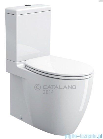 Catalano Velis Wc 70 miska WC kompakt 70x85cm biały 1MPVSJ00