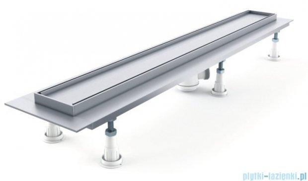 Schedpol odpływ liniowy do zabudowania płytkami Plate 60x8x9,5cm OLP60/ST