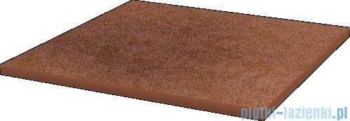 Paradyż Taurus brown klinkier płytka bazowa 30x30