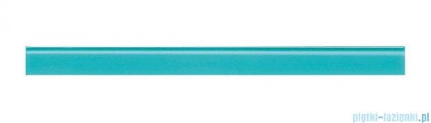 Tubądzin blue glass listwa 4,5x59,8